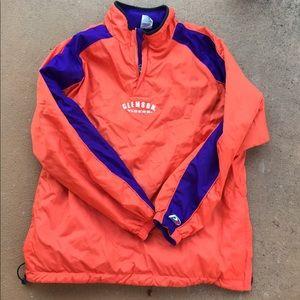 Tops - NWOT Clemson Fleece Reversible Pullover